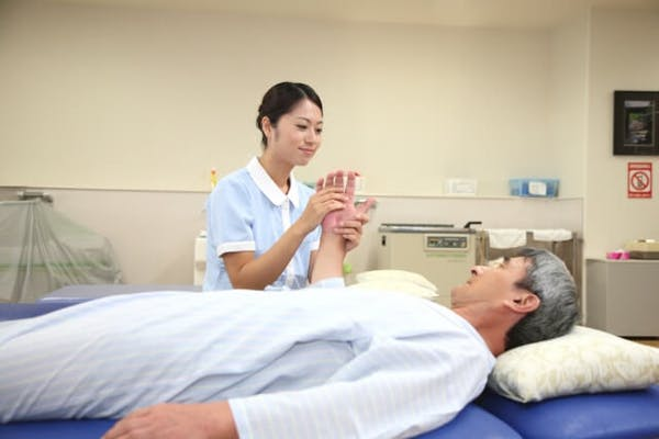 医師のニーズが高く転化採用率も高いリハビリテーション科への転科